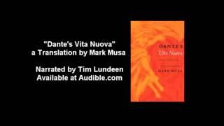 Dante's Vita Nuova translated by Mark Musa