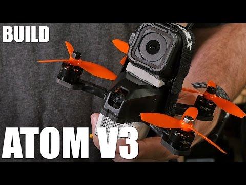 RotorX Atom V3 - BUILD   Flite Test