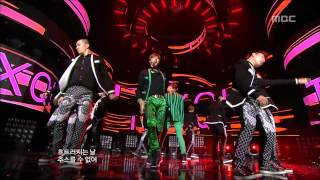 TVXQ - I don't know, 동방신기 - 아이 돈 노, Music Core 20121006