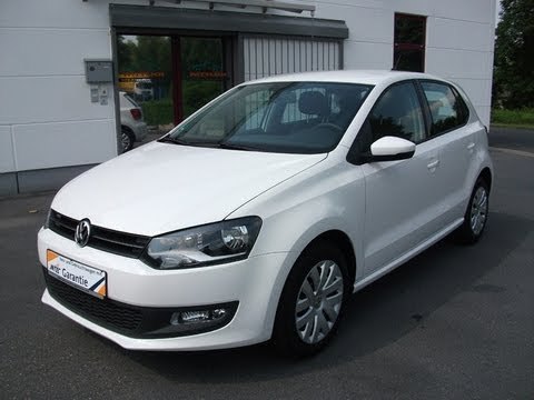 vw polo 1 2 comfortline candy weiss youtube. Black Bedroom Furniture Sets. Home Design Ideas