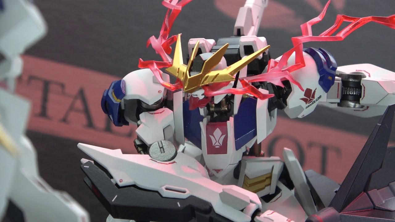 メタル ロボット 魂 バルバトス ルプス レクス