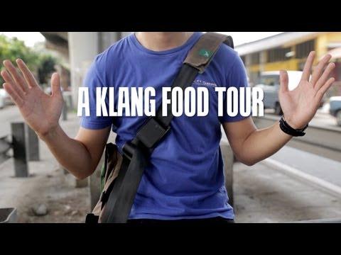 "Adrian in ""A Klang Food Tour"""