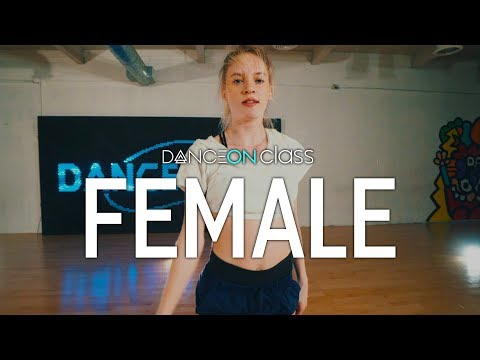 Keith Urban - Female | Alexa Moffett Choreography | Stagecoach X DanceOn Class