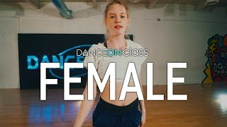 Keith Urban - Female | Alexa Moffett Choreography | Stagecoach X DanceOn Class