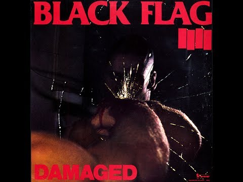 Black Flag - Damaged 1981 (Legendado em Português) FULL ALBUM LYRICS