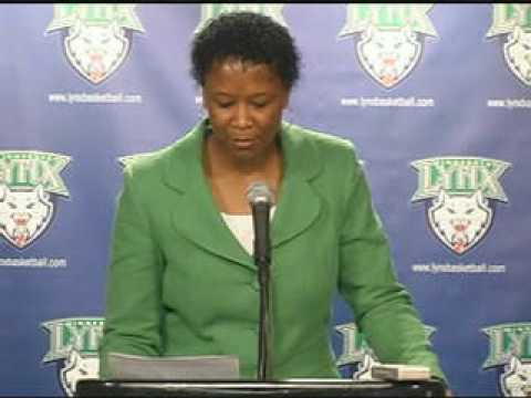 Post Game Audio with Coach Gillom: Minnesota Lynx vs. Los Angeles Sparks 6-10-09
