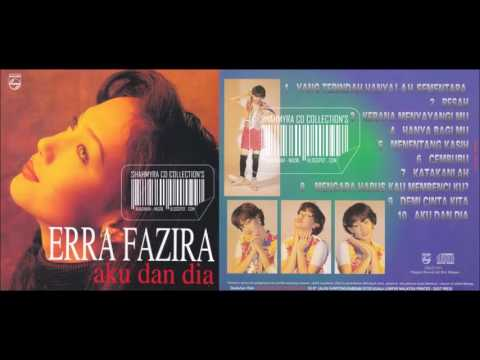 Erra Fazira - Demi Cinta Kita (Audio + Cover Album)