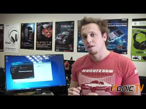 iKonic TV - Samsung S27A950D Review