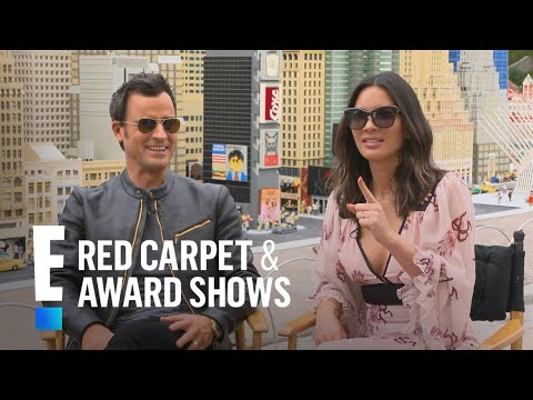 Why Justin Theroux Thinks He Gives Off a 'Bad Boy' Vibe | E! Live from the Red Carpet