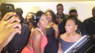 ALL BLACK BDAY PARTY | VLOG #2