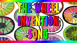 A kids song THE WHEEL INVENTION. science & tech catchy tune all original 'The Bopalongs'