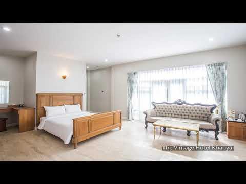 The Vintage Hotel Khaoyai