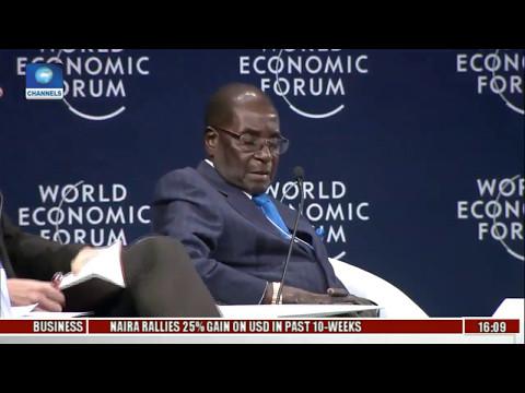 Network Africa: Robert Mugabe Says Zimbabwean Economy In Not 'Fragile'