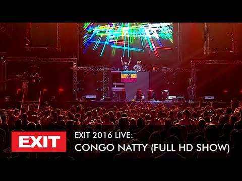 EXIT 2016 | Congo Natty Live @ Main Stage...