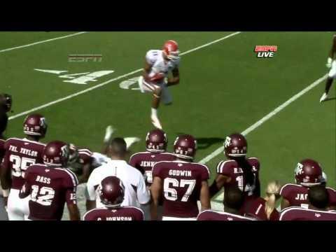 Jordan Reed vs Texas A&M 2012