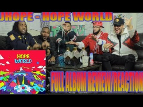 THIS MIXTAPE IS TOO LIT!! 🔥🔥 FIRST J-HOPE - HOPE WORLD FULL MIXTAPE REACTION/REVIEW