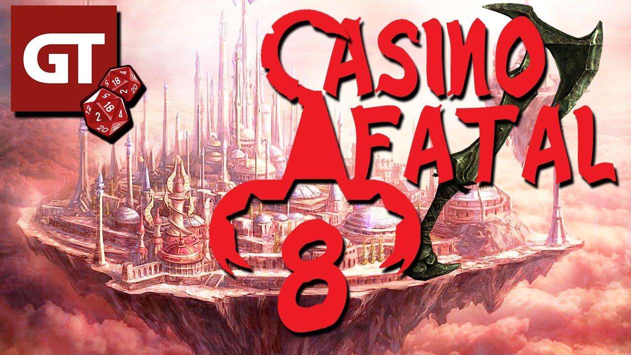casino fatal