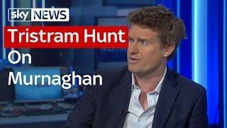 Tristram Hunt On Murnaghan