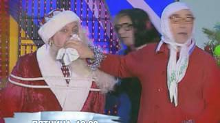 "Анонс передачи ""Новогоднее кривое зеркало"" телеканал TVRus"