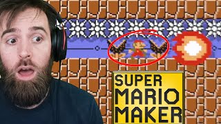 You Have To Do This While Drunk. // SUPER EXPERT NO SKIP [#98] [SUPER MARIO MAKER]