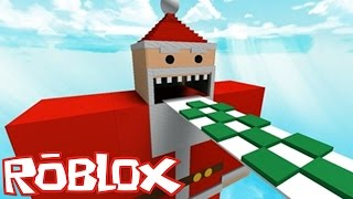 Roblox: ESCAPE DO PAPAI NOEL !! - (Escape Santa Obby)