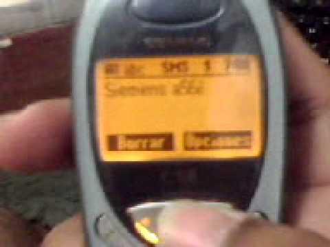 Huvi Retro Mi Viejo Telefono Siemens A56i Youtube