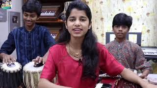 Udein Jab Jab Zulfen Teri (COVER) - Rishav , Maithili , Ayachi