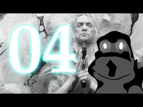 ★ The Evil Within 2 ★ Angeknabbert #4 - Ich bin am Zug im Zug!