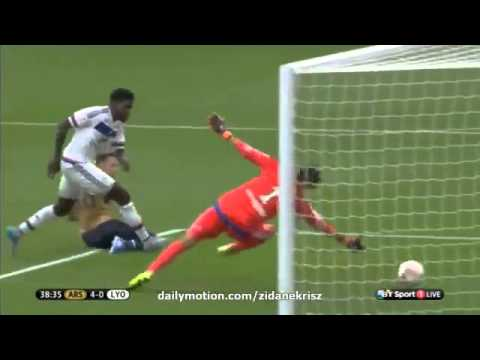 Arsenal vs Olympique Lyon (6-0) Full Match Highlights (Emirates Cup 25.07.2015)