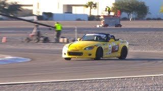 2014 OUSCI - Andy Smedegard's Honda S2000 - Boosted Films