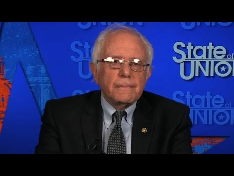 Bernie Sanders State of the Union interview