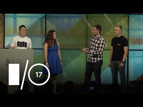 Life is Great and Everything Will Be Ok, Kotlin is Here (Google I/O '17)