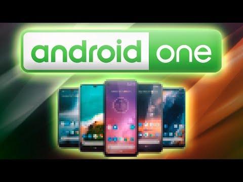 Los Smartphones Que MÁS SE ACTUALIZAN Con ANDROID ONE