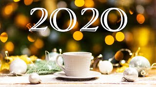 New Year JAZZ - Relaxing JAZZ for Good Mood - Relaxing New Year Cafe