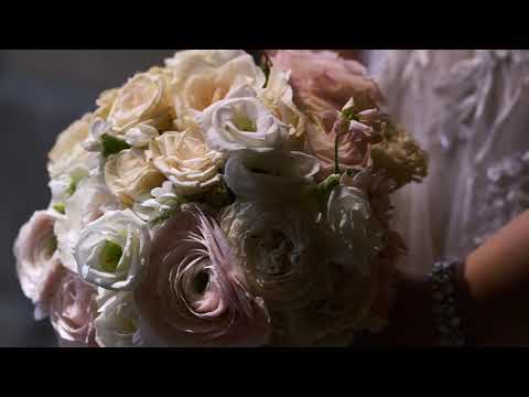 Roman Baths, England: Wedding Video: Lauren Alexander Weddings