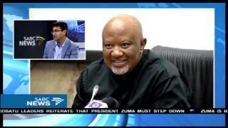 Liliesleaf Farm anti-Zuma march: Devan Murugan