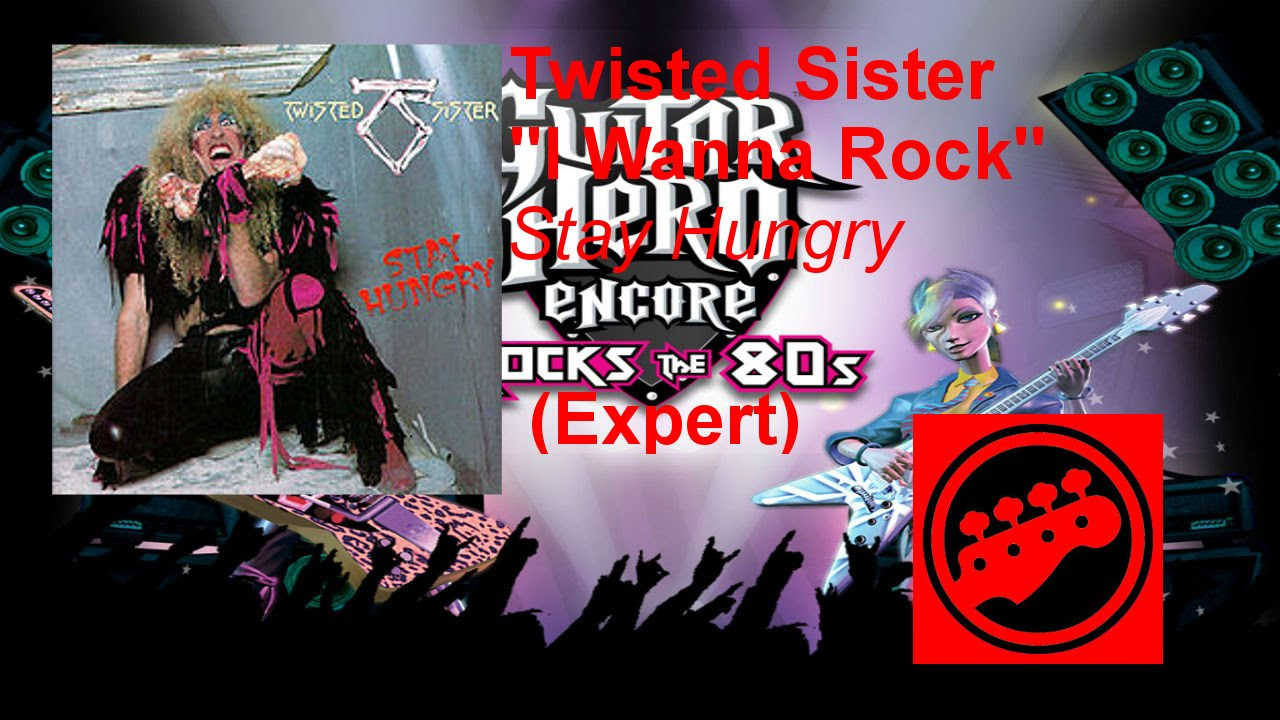 twisted sister i wanna rock pdf