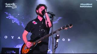 Royal Blood - You Can Be So Cruel (live at Rock in Rio 2015)