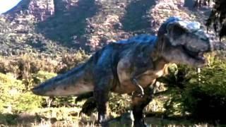 The Lost World Jurassic Park T-Rex Doe Sound Effects