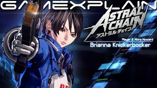 Astral Chain Has An Anime Style Intro! (With Original J-Pop Song)