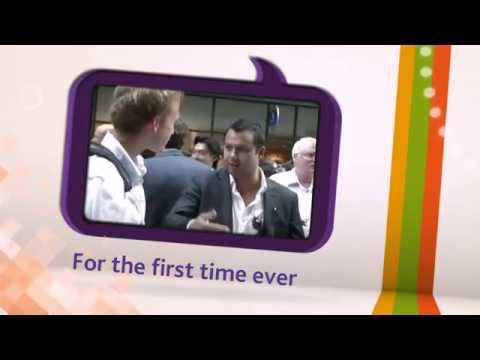 The video on the history of G20 YEA: 2009-2014