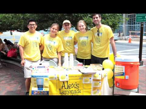 Pat McMahon - Lemonade Stand Raises $2,000 for Kids with Cancer - The Good Stuff