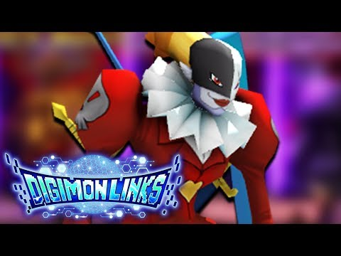 OUR FIRST AWAKENING! Digimon Links Dark Masters Capture Gameplay | Digimon Links!