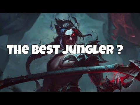 League of Legends - game play - The Best jungler ?