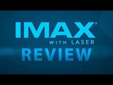 Review: IMAX With Laser -- Is It Worth The Extra Money?