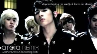 【HD REMIX 리믹스】U-Kiss (유키스) - Man Man Ha Ni (만만하니) (areia remix)