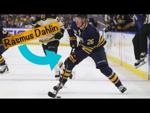 Rasmus Dahlin scores his first NHL Goal!!! Buffalo Sabres vs Arizona Coyotes