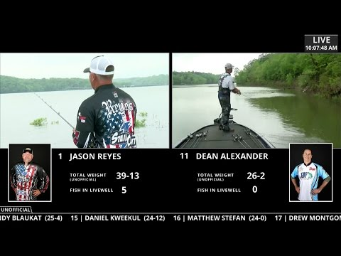 FLW Live Coverage | Day 3 | Beaver Lake