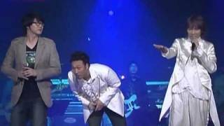 이문세, 김장훈, 성시경 - 사노라면 + Macho Man (2007.3)