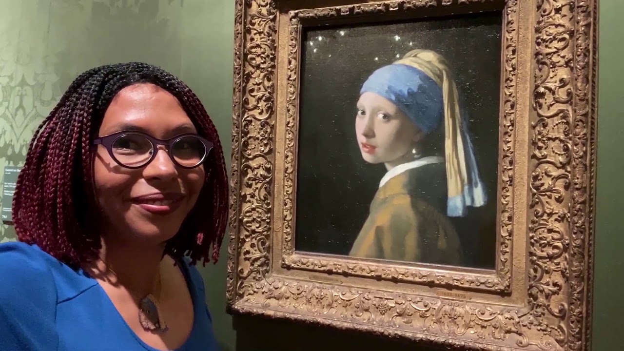 Hi-tech scans reveal new secrets about Girl With A Pearl Earring